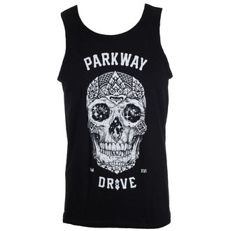 tielko pánske Parkway Drive - Skull - KINGS ROAD, KINGS ROAD, Parkway Drive