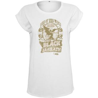 tričko dámske Black Sabbath - LOTW white, NNM, Black Sabbath