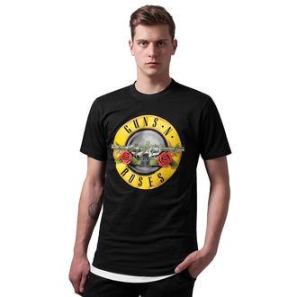 tričko pánske Guns n ' Roses - Logo, URBAN CLASSICS, Guns N' Roses