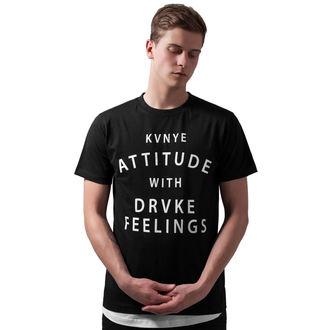 tričko pánske Attitude and Feelings, URBAN CLASSICS