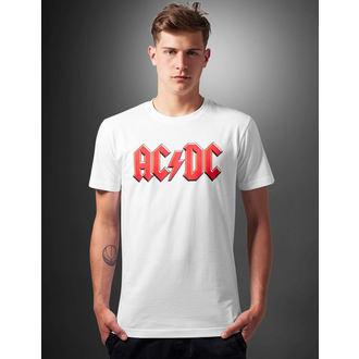 tričko pánske AC/DC - Logo, URBAN CLASSICS, AC-DC
