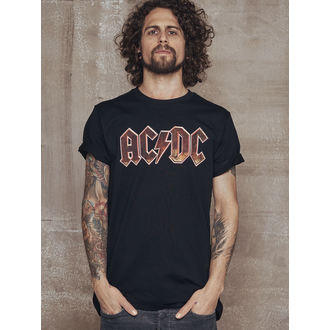 tričko pánske AC/DC - Voltage, URBAN CLASSICS, AC-DC