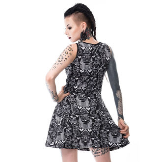 šaty dámske Killer panda - EGYPT - BLACK, KILLER PANDA