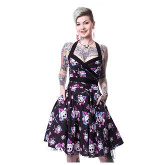 šaty dámske SUICIDE SQUAD - HARLEY SQUAD - BLACK