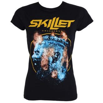 tričko dámske SKILLET - UNLEASHED EXPLOSION - PLASTIC HEAD, PLASTIC HEAD, Skillet