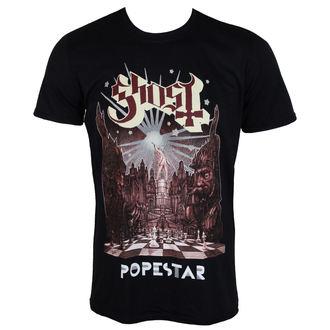 tričko pánske GHOST - POPESTAR - PLASTIC HEAD, PLASTIC HEAD, Ghost