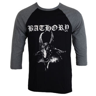 tričko pánske s 3/4 rukávom BATHORY - GOAT - PLASTIC HEAD, PLASTIC HEAD, Bathory