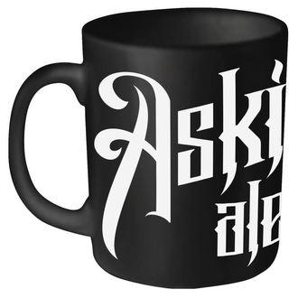hrnček ASKING ALEXANDRIA - SPADE SKULL - PLASTIC HEAD, PLASTIC HEAD, Asking Alexandria