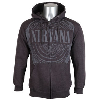 mikina pánska NIRVANA - CIRCLES - PLASTIC HEAD, PLASTIC HEAD, Nirvana