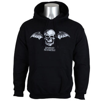 mikina pánska AVENGED SEVENFOLD - DEATH BAT LOGO - PLASTIC HEAD, PLASTIC HEAD, Avenged Sevenfold