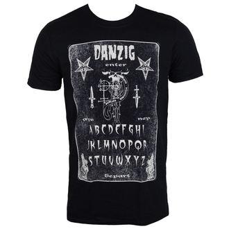 tričko pánske DANZIG - OUIJA BOARD - PLASTIC HEAD, PLASTIC HEAD, Danzig