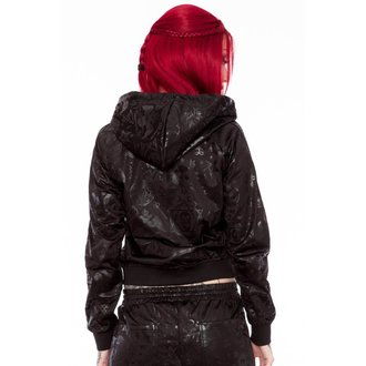 mikina dámska KILLSTAR - Get Stuffed - Black, KILLSTAR