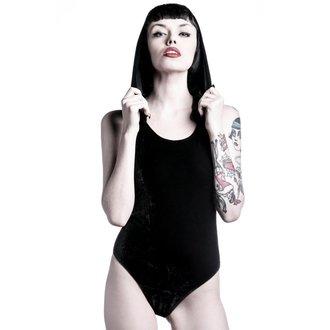 body dámske KILLSTAR - Babylon Velvet Bae - Black - K-BDY-F-2340