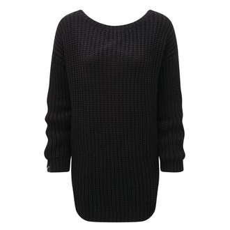 sveter dámsky KILLSTAR - Sinthya Knit - Black