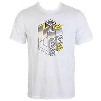 tričko pánske CONVERSE - Converse 3D Wordmark - White, CONVERSE