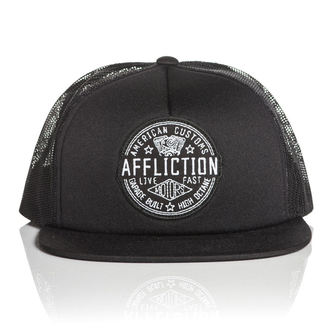 šiltovka AFFLICTION - Motors Seal