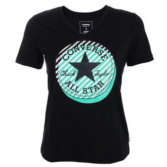 tričko dámske CONVERSE - Off Center Stripe, CONVERSE