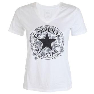 tričko dámske CONVERSE - Daisy - White, CONVERSE