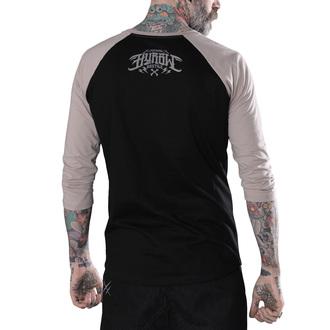 tričko pánske s 3/4 rukávom HYRAW - DARK STREET, HYRAW