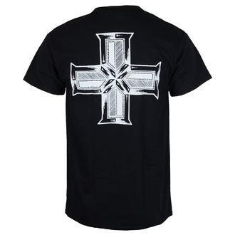 tričko pánske DOGA - Heavy BLACK, Doga