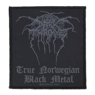 nášivka DARKTHRONE - TRUE NORWEGIAN BLACK METAL - RAZAMATAZ, RAZAMATAZ, Darkthrone