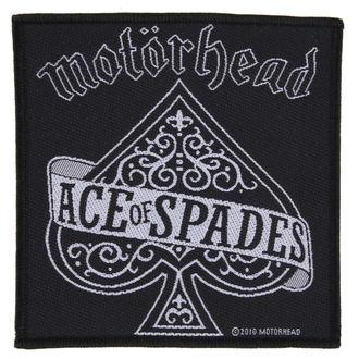 nášivka Motörhead - Ace Of Spades - RAZAMATAZ, RAZAMATAZ, Motörhead