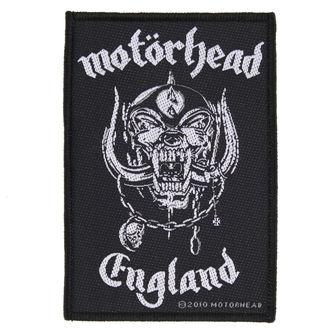 nášivka Motörhead - ENGLAND - RAZAMATAZ, RAZAMATAZ, Motörhead