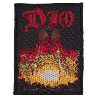 nášivka DIO - LAST IN LINE - RAZAMATAZ, RAZAMATAZ, Dio