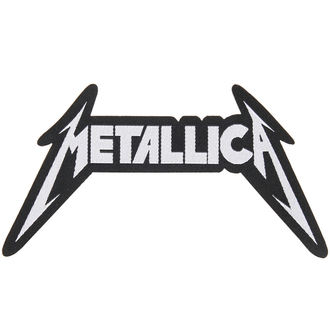 nášivka METALLICA - SHAPED LOGO - RAZAMATAZ - SP2726