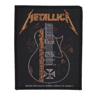 nášivka METALLICA - HETFIELD GUITAR - RAZAMATAZ, RAZAMATAZ, Metallica