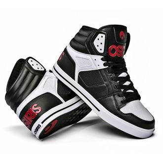 topánky OSIRIS - Clone Black/Red/White, OSIRIS