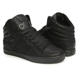 topánky OSIRIS - Clone Black/Metal, OSIRIS