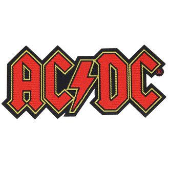 nášivka AC/DC - LOGO CUT-OUT - RAZAMATAZ, RAZAMATAZ, AC-DC