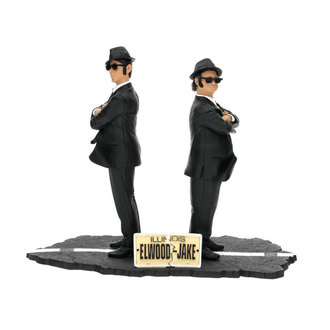 figúrka Blues Brothers - Jake & Elwood, NNM, Blues Brothers
