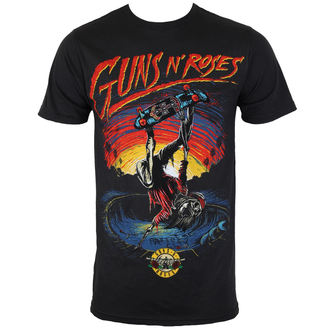 tričko pánske Guns N' Roses - SKATE NODATE - BRAVADO, BRAVADO, Guns N' Roses