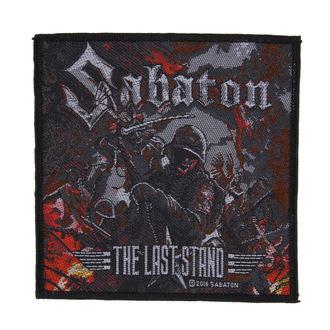 nášivka SABATON - THE LAST STAND - RAZAMATAZ, RAZAMATAZ, Sabaton