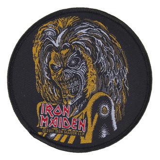 nášivka IRON MAIDEN - KILLERS FACE - RAZAMATAZ, RAZAMATAZ, Iron Maiden