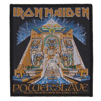nášivka IRON MAIDEN - POWERSLAVE - RAZAMATAZ, RAZAMATAZ, Iron Maiden