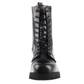 topánky NEVERMIND - 10dierkové - Polido Grey, NEVERMIND
