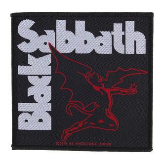 nášivka BLACK SABBATH - CREATURE - RAZAMATAZ, RAZAMATAZ, Black Sabbath