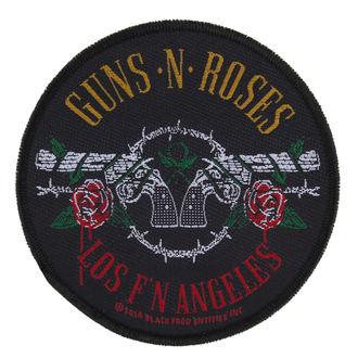 nášivka Guns N' Roses - LOS FYI ANGELES - RAZAMATAZ, RAZAMATAZ, Guns N' Roses