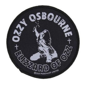 nášivka OZZY OSBOURNE - BLIZZARD OF OZZ - RAZAMATAZ, RAZAMATAZ, Ozzy Osbourne