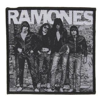 nášivka RAMONES - RAMONES 78 - RAZAMATAZ, RAZAMATAZ, Ramones