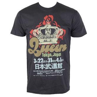 tričko pánske Queen - TOKYO,JAPAN - BRAVADO, BRAVADO, Queen