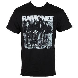 tričko pánske RAMONES - FIRST ALBUM - BRAVADO, BRAVADO, Ramones