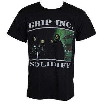 tričko pánske GRIP INC. - Solidify - MASSACRE RECORDS, MASSACRE RECORDS, Grip Inc.