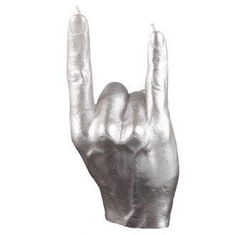sviečka Hand - RCK Silver