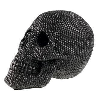 dekorácia (lebka) Skull - Black