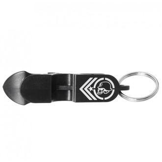 kľúčenka (otvárač na fľaše) METAL MULISHA - SHOTGUNNER - BLK, METAL MULISHA