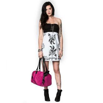 šaty dámske METAL MULISHA - REMORSE - WHT